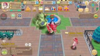 Hey Monster ( Monster Park) - Shiny Fusion??