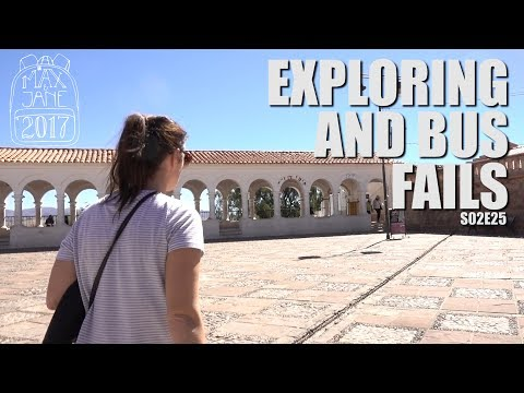 Sure, Bolivia | The prettiest city in Bolivia! | South America Vlog E25