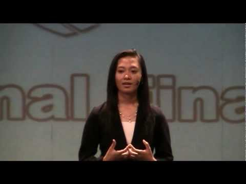 Nikki Lucenario 2012 Voice of Our Youth impromptu speech