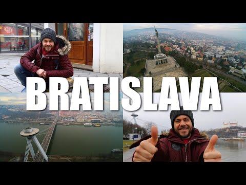 Happy Traveller in Bratislava | FULL