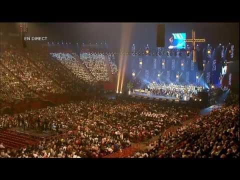 Alexia Rabé — Prélude (live) à Bercy