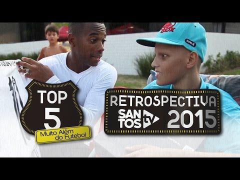 Top 5 – Muito Além do Futebol (Retrospectiva 2015)