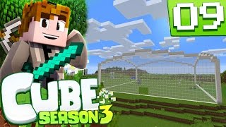 minecraft cube s3 episode 9 the facility minecraft cube smp season 3