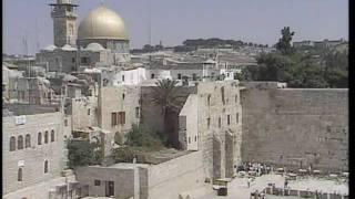 聖都エルサレム ――祈りと平和の都