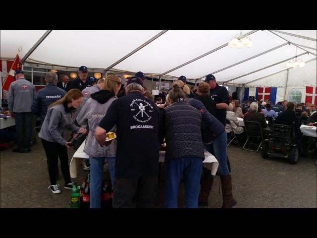 Fredagens dressur på Dorthealyst, Dansk Køre Selskabs internationale stævne.