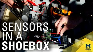 Sensors in a Shoebox | Jerome Lynch & Elizabeth Moje