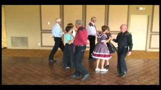 Video Square Dance Lessons - Plus Lesson #8
