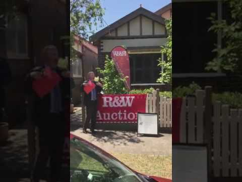 91 Cary Street, MARRICKVILLE – LIVE AUCTION  - RICHARD PERRY 0418 863 969