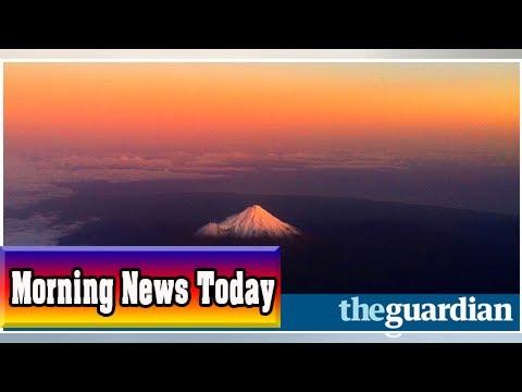 New zealand gives mount taranaki same legal rights as a person| Morning News
