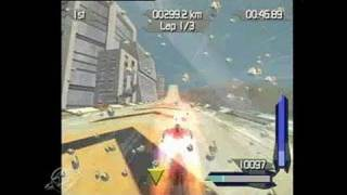 HSX: Hypersonic.Xtreme PlayStation 2 Gameplay_2002_09_27_4