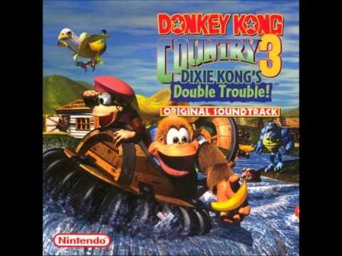 Full Donkey Kong Country 3 OST