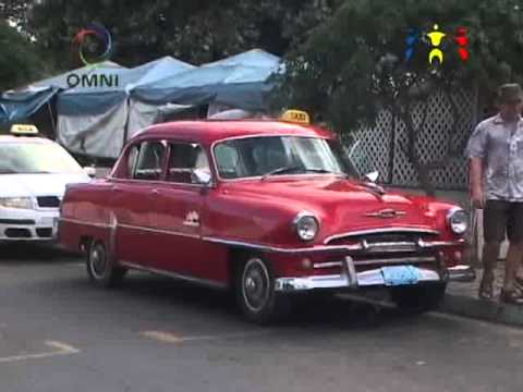 Cuba, a quick look. At the Romanian TV, NOI ROMANII, Toronto
