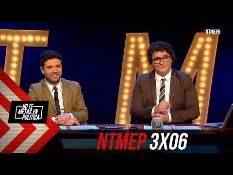No Te Metas En Política 3x06 | Looking for Faltadas Village #NTMEP (13.12.2018)