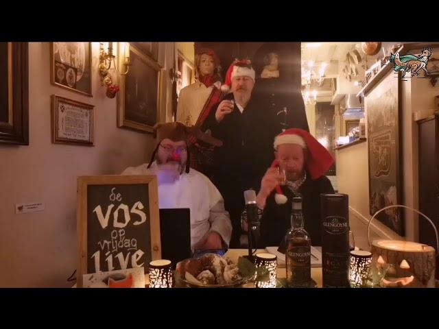 De Vliegende Vos Live -18-12-2020
