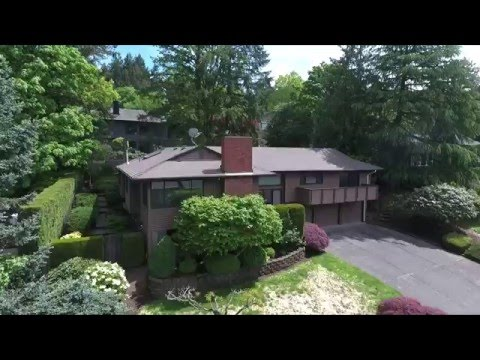 Spacious Mid Century Modern Home in Northwest Portland | Oregon real estate