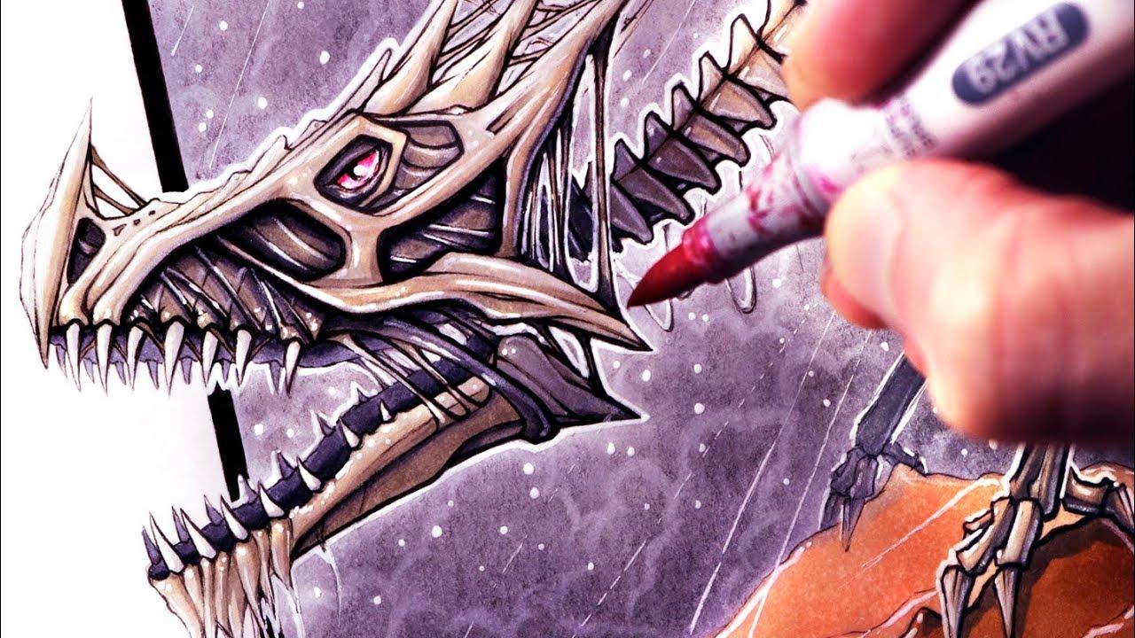Chain Zombie Fantasy Art