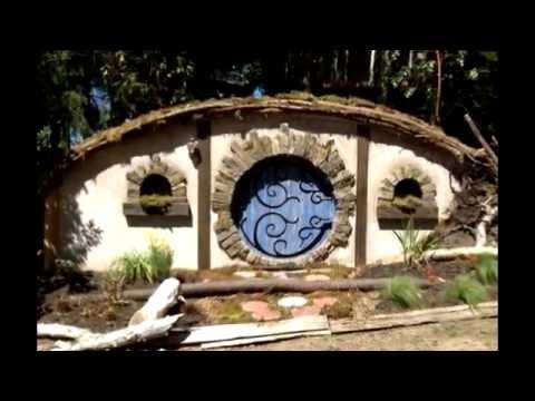 видео: Дом Хоббита своими руками