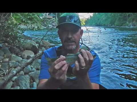 Fishing The Snoqualmie River With Andy And Kanon