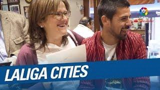 LaLiga Cities acerca la cultura española a sus aficionados
