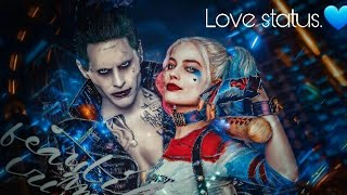 whatsppp status faded ( joker & harley quinn.)