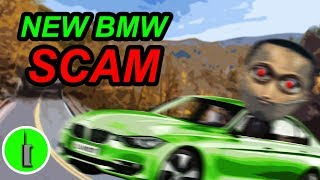 I Won A New BMW And 1.5 Million Dollars Scam - The Hoax Hotel