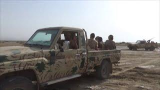 حشود عسكرية في أبين.. تنذر بفشل مشاورات تشكيل الحكومة في الرياض