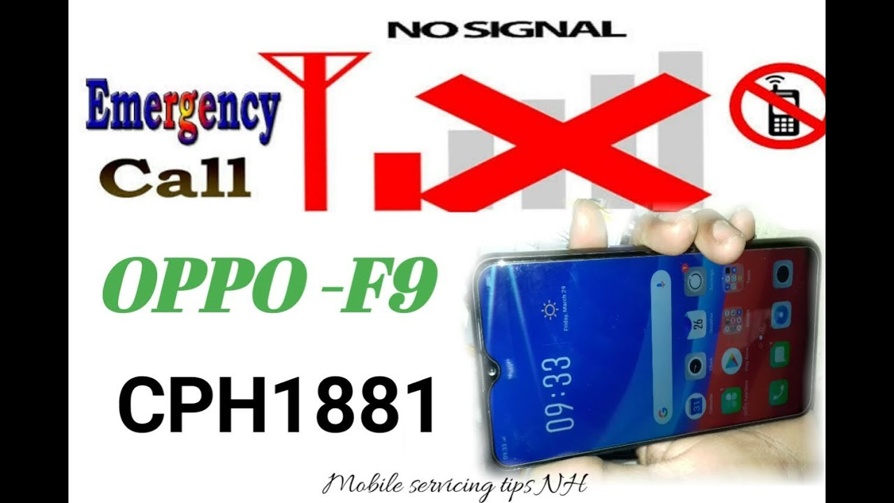 Oppo F9 Pro Network/16 Digit Code Unlock By Gsm Solution Tool in hinde