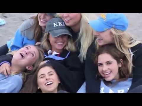 UCLA Kappa Kappa Gamma Recruitment 2016