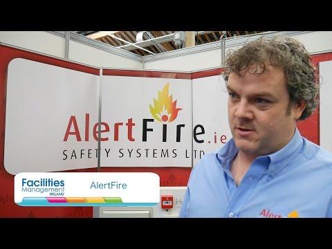 Alert Fire Systems Ltd at Facilities Management Ireland 2016