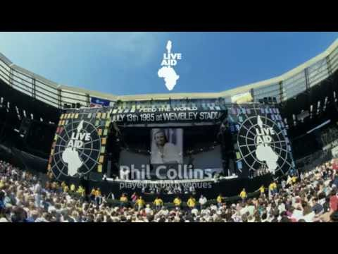 30 years on from Live Aid - the concert that wanted to feed the world
