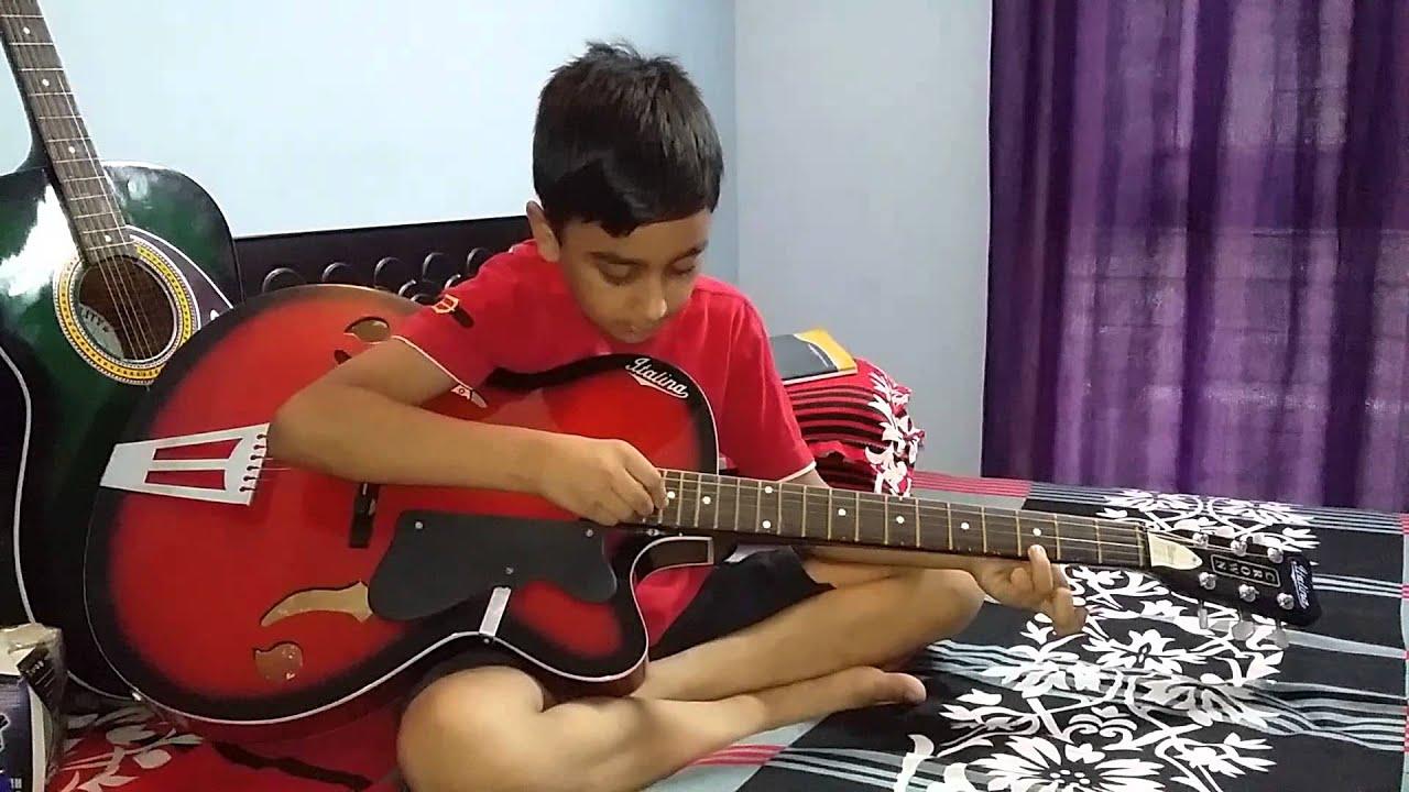 kids playing guitar youtube. Black Bedroom Furniture Sets. Home Design Ideas
