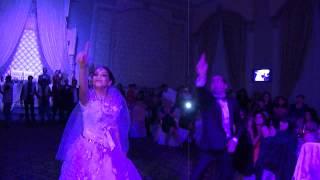 una danza matrimoniale meravigliosa, wedding dance, azeri toy reqsi