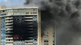 At least 3 dead in Honolulu high-rise apartments fire