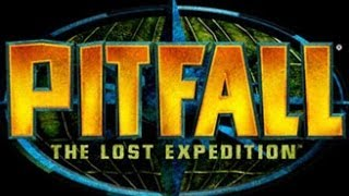 Lets Play: Pitfall The Lost Expedition Part 1 (FOR REAL)