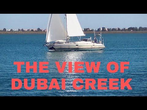 DUBAI CREEK  VIEW/