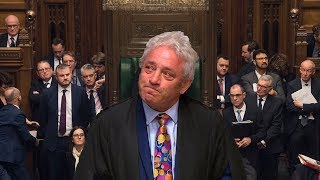 All the times Bercow 'broke' the rules to frustrate Brexit