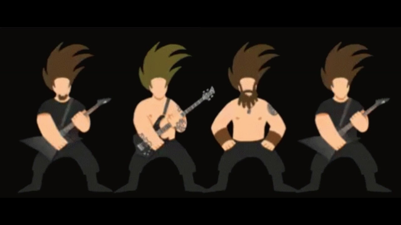 Heavy Metal Happy Birthday Youtube