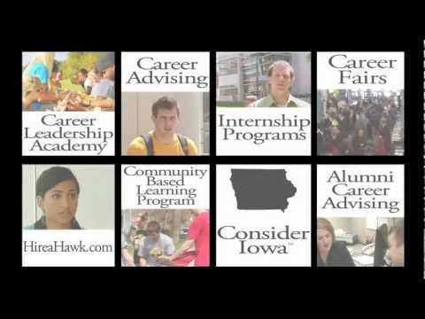 Pomerantz Career Center Services on YouTube