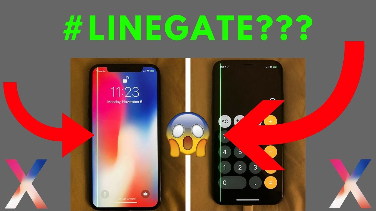 iphone 5 issues iphone x display issues linegate greengate more 11002