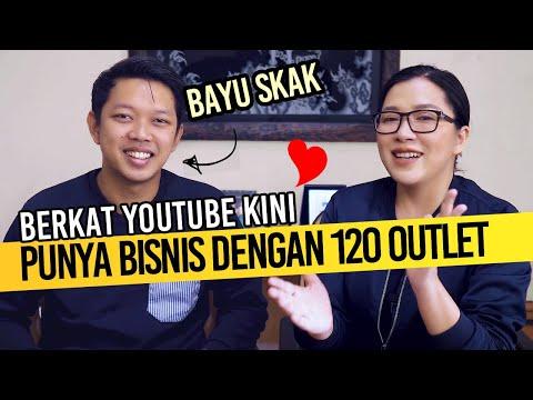 Berkat Youtube Kini Punya Bisnis Dengan 120 Outlet