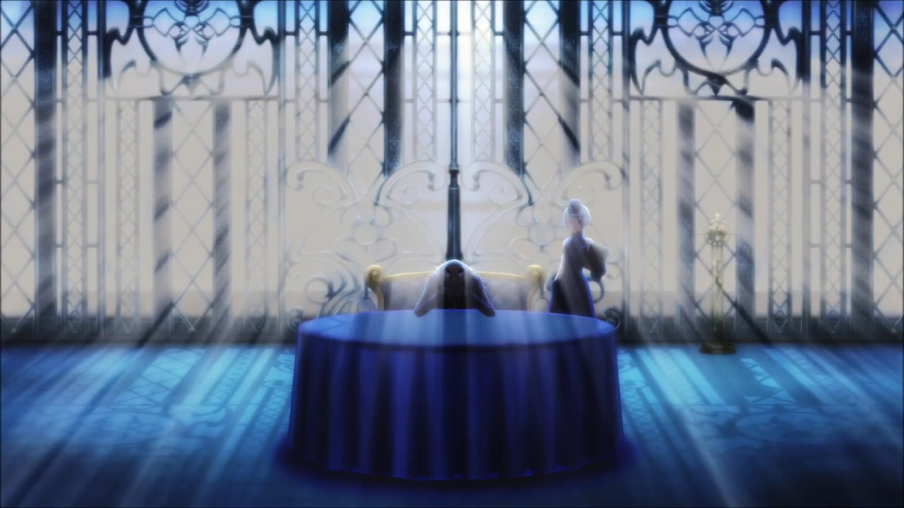 Persona 3 Velvet Room Animated Wallpaper (Seamless Loop) - YouTube