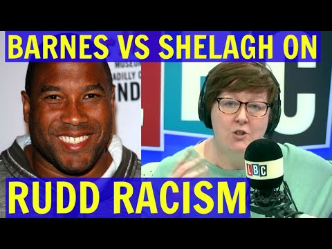 "John BARNES vs Shelagh FOGARTY on Amber Rudd ""RACISM"" - LBC"