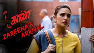 Kaala (Tamil) - Zareena's Arrival | Rajinikanth | Nana Patekar | Huma Qureshi | 4K [with Subs]