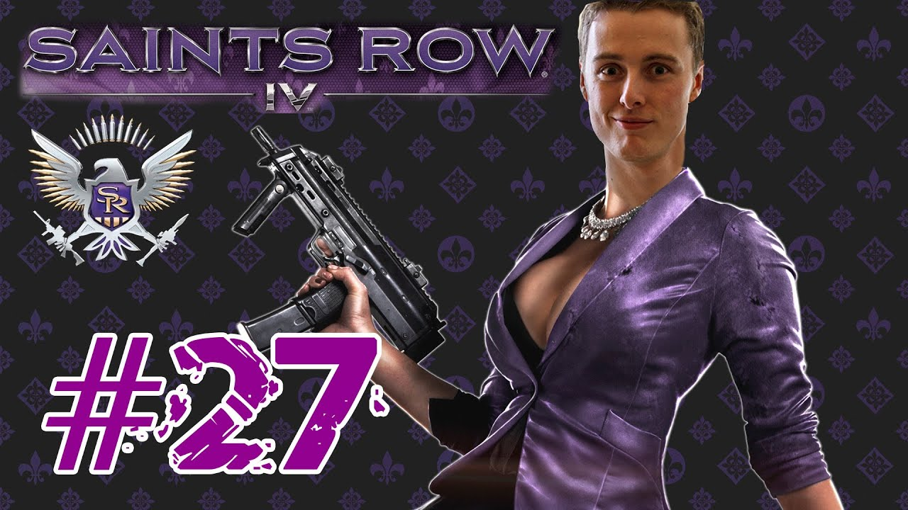 SAINTS ROW – XBOX 360 [Download .torrent] - video dailymotion