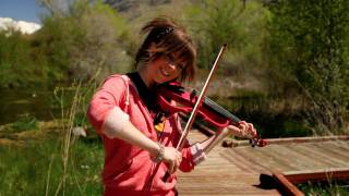 Repeat youtube video Epic Violin Girl - Lindsey Stirling