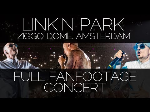 LINKIN PARK Live In Amsterdam, Ziggo Dome (FULL CONCERT 20.06.2017)