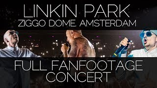 LINKIN PARK Live in Amsterdam, Ziggo dome (FULL CONCERT 20.06.2017)