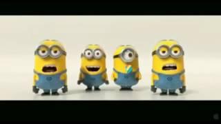 Whatsapp status Minions banana