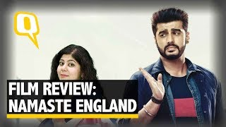 Review: Say Bye-Bye Logic and Alvida Good Cinema with 'Namaste England' | The Quint