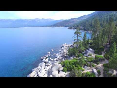 """DJI phantom3 Lake Tahoe 4k """"morning kayak"""""""